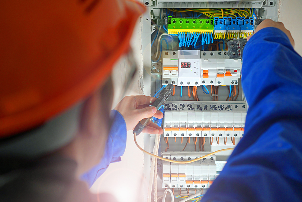electrician work gainesville florida